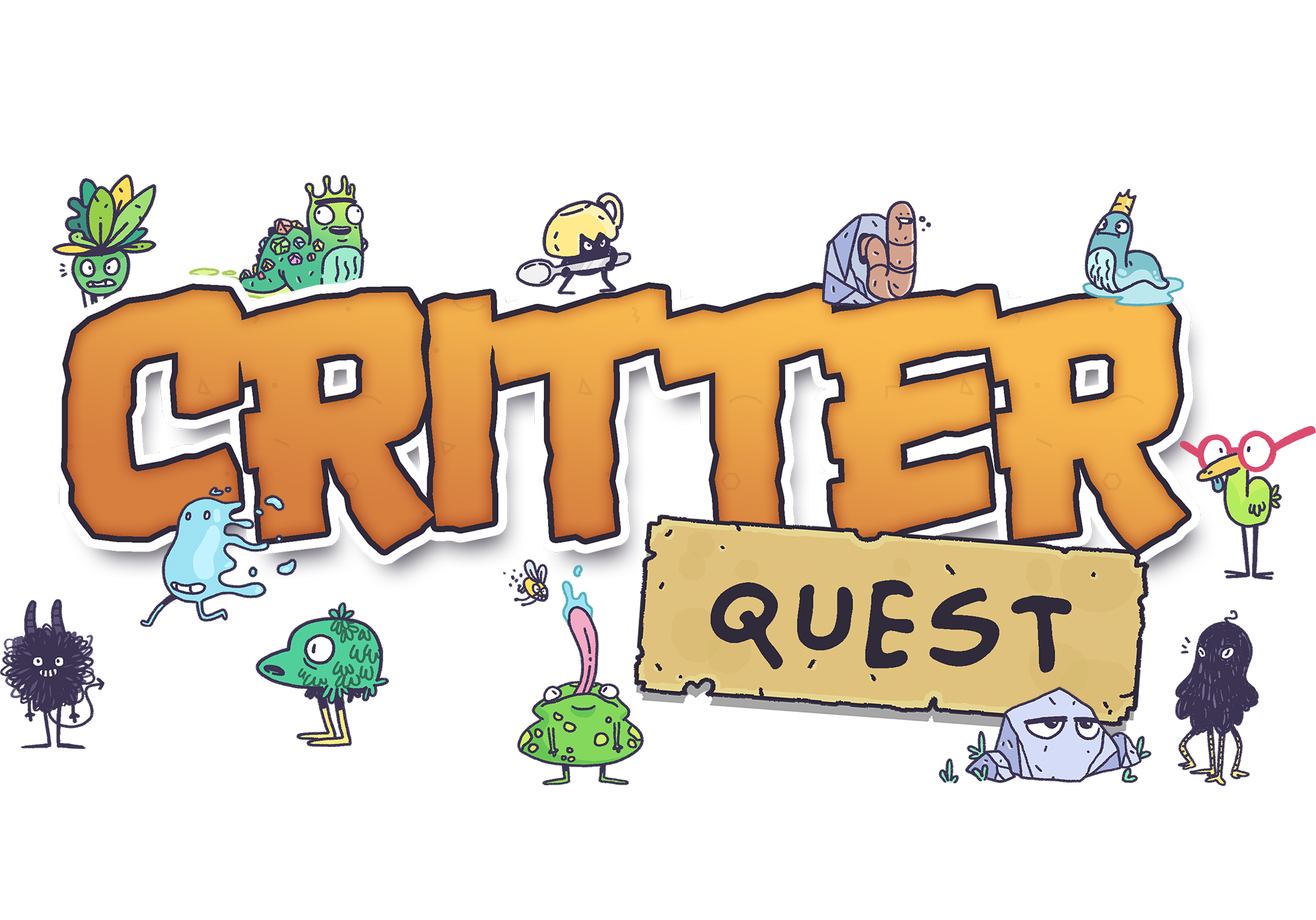 Critter Quest Game Development